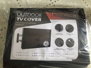 Outdoor TV Cover *** for Sale in Revere, MA