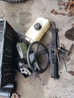 Craftsman Riding Lawn mower Parts for Sale in Portland,  OR
