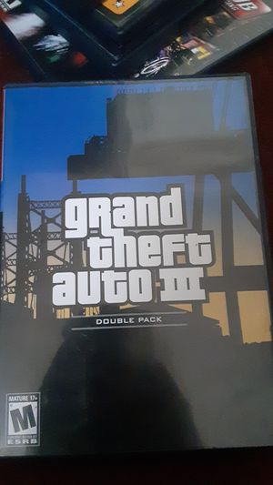 Grand Theft Auto III for Sale in Long Beach, CA