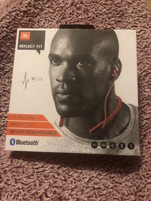 JBL Reflect Fit wireless headphones for Sale in Inman, SC