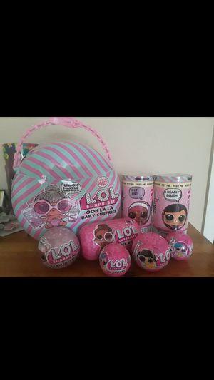 Lol surprise dolls set for Sale in Tampa, FL