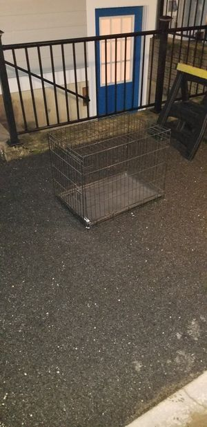 Portable Dog kennel / crate for Sale in Bethesda, MD