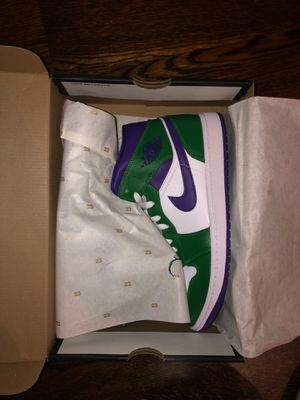 "Jordan 1 Mid ""Hulk"" for Sale in Chicago, IL"