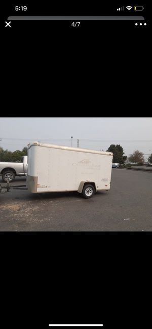 Trailer very good condition 12 by 6 for Sale in Lakewood, WA