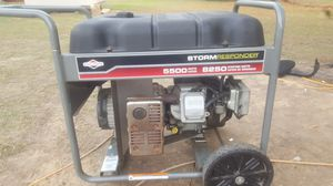 Responder 8250 watt generator for Sale in Pineville, LA
