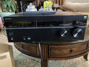 Sony stereo receiver for Sale in Compton, CA