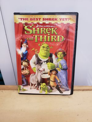 Shrek the Third for Sale in National City, CA