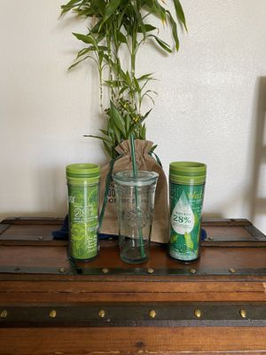 Recycled starbucks collection for Sale in Winchester, CA