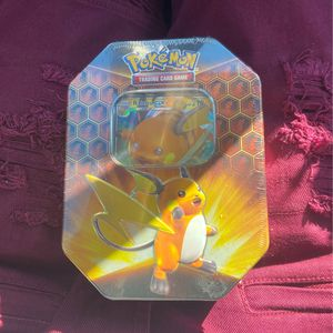 Pokémon Hidden Fates Tin for Sale in Chula Vista, CA
