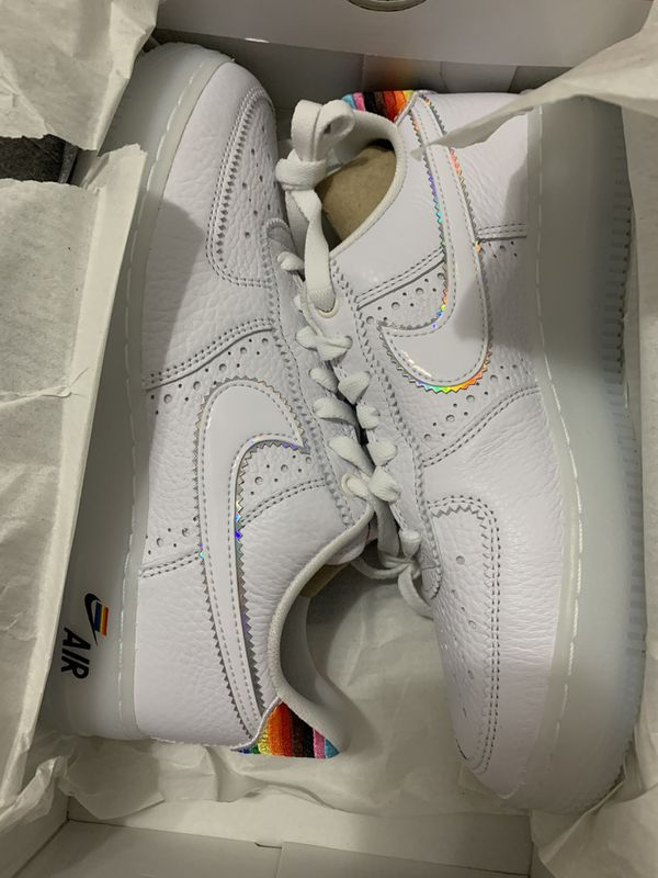 Be True Air Forces 🌈