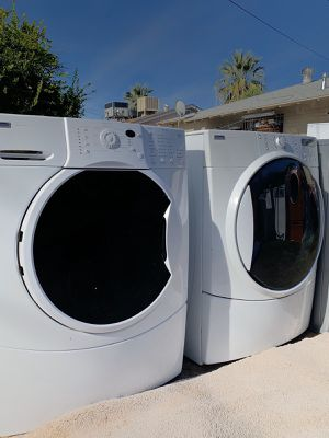 Kenmore washer and dryer @delivery available for Sale in Phoenix, AZ