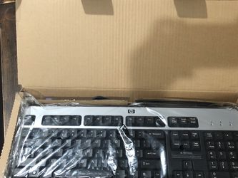 New HP Keyboard , Computer Keyboard for Sale in East Los Angeles,  CA
