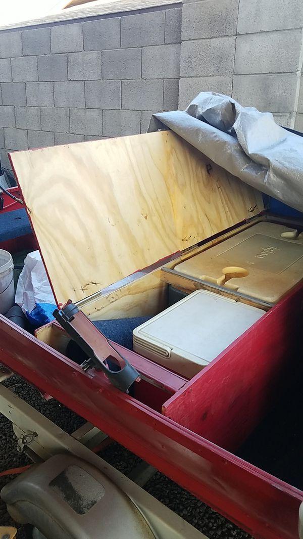 13' aluminum boat