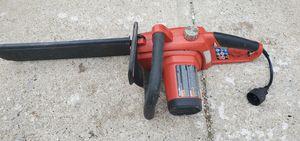 Electric Chainsaw for Sale in Darien, IL