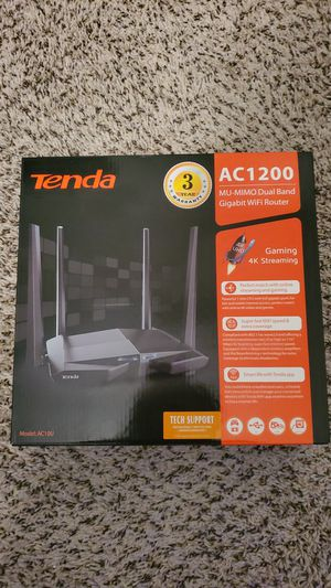 Tenda AC1200 for Sale in Plano, TX