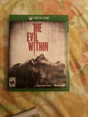 The Evil Within for Sale in Carson, CA
