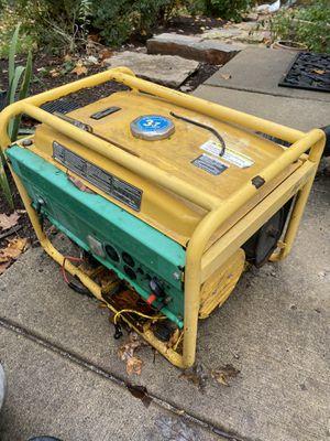 4500 generator for Sale in Batavia, IL