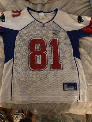 New England patriots randy moss pro bowl jersey for Sale in Los Angeles, CA