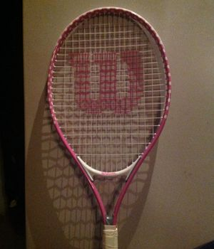 Brand new Wilson pink tennis racket for Sale in Fresno, CA