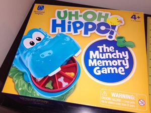 Hippo game for kids for Sale in Alhambra, CA