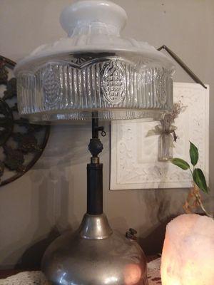 Metal oil lamp for Sale in Davenport, IA