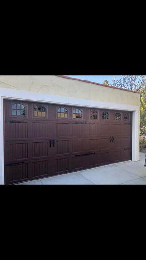 Garage Door for Sale in Ontario, CA
