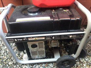 Generator. Comes with cords. for Sale in Ben Lomond, CA