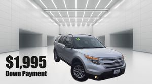 2014 FORD EXPLORER XLT for Sale in Londonderry, NH