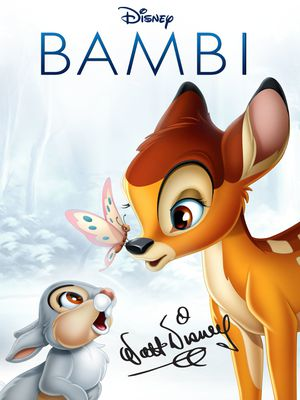 Bambi HD Digital Movie Code for Sale in Fort Worth, TX
