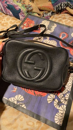 Gucci (soho small leather disco bag) new conditions! for Sale in Arvada, CO