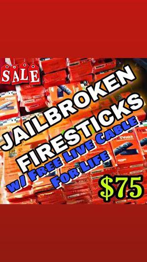 Jailbr0k3n Fire Stickz for Sale in Houston, TX
