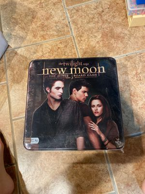 New Moon Board Game for Sale in Livonia, MI