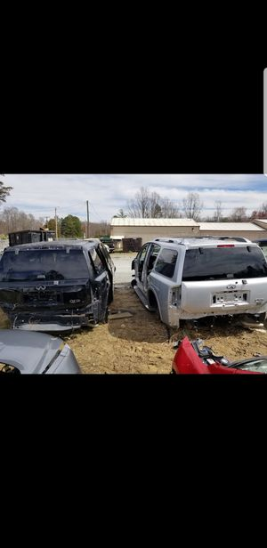 Infinity QX56 parts only for Sale in Lexington, NC