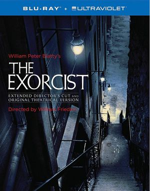 Exorcist Extended Directors Cut Bluray Disk for Sale in Chicago, IL