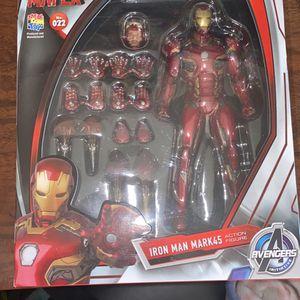 Mafex Iron Man Mark 45 for Sale in Dixon, CA