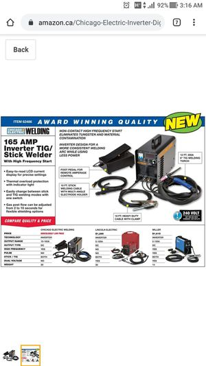 Welding Machine for Sale in Hillcrest Heights, MD