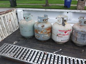 Empty propane canisters for Sale in Lexington, KY