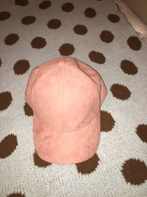 Pink sued hat for Sale in Collinsville, IL