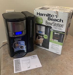 Hamilton Beach Coffee Maker for Sale in Lithia Springs, GA