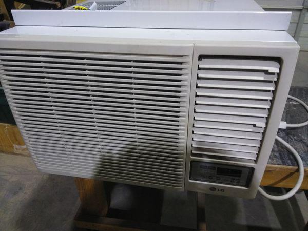 LG window AC unit 240 v
