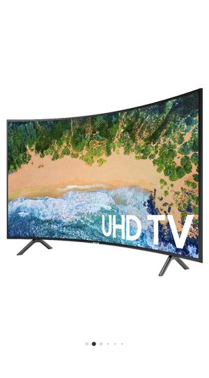 """Samsung 65"""" Curved Tv for Sale in Fresno, CA"""