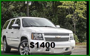 Price$1400 2008 TAHOE LTZ for Sale in Bernice, LA