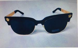 Versace Medusa Sunglasses Gold Tone Polarized Shades Hip Hop for Sale in Lawrenceville, GA