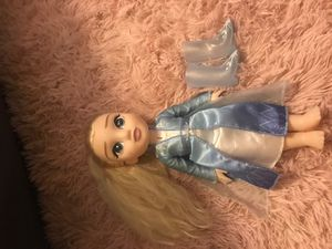 Elsa doll for Sale in Lithonia, GA