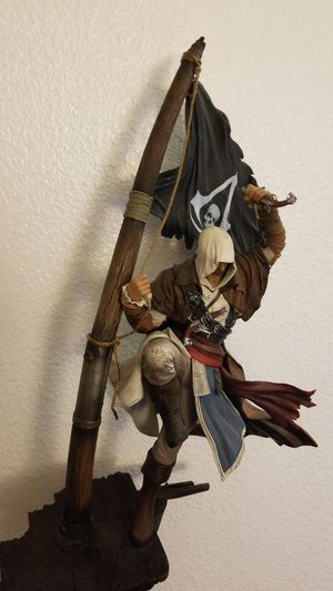 Assassin's Creed Black Flag statue for Sale in San Diego, CA