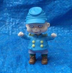 Rugrats The Movie Phil PVC Toy 1998 Mattel Nickelodeon for Sale in Pasadena, CA