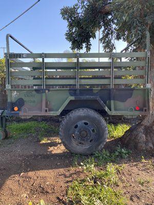 Military Trailer for Sale in Oceanside, CA