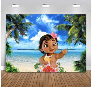 Baby Moana backdrop for Sale in Costa Mesa, CA