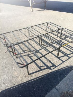King size bed frame for Sale in Hyattsville, MD