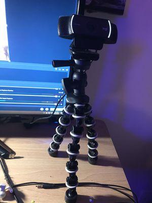 Logitech Webcam w/ Tripod for Sale in Nashville, TN